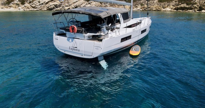Rental Sailboat in Alimos - Jeanneau Jeanneau 60 Skippered