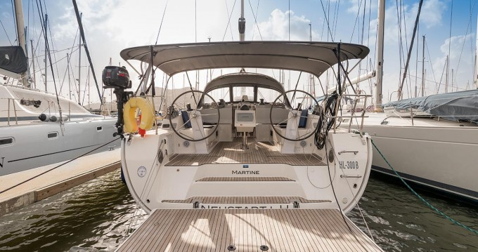 Boat rental Rodney Bay cheap Cruiser 46