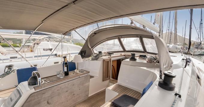 Rent a Bavaria Cruiser 46 Rodney Bay