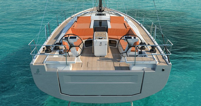 Boat rental Lávrio cheap Oceanis 51.1