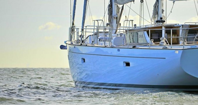 Rental yacht Alimos - Dixon Yacht Design Opus 68 on SamBoat