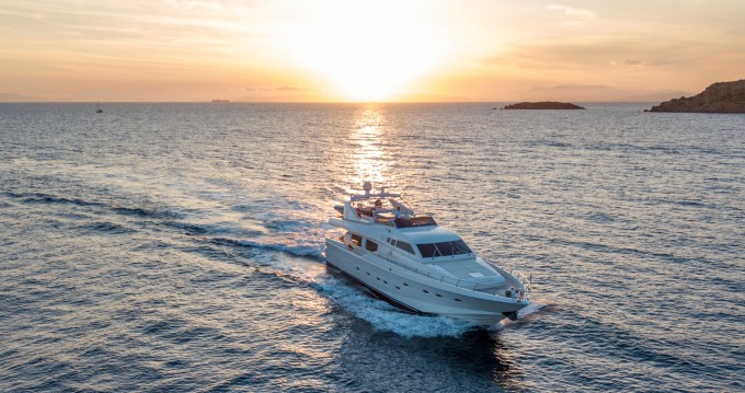 Rental yacht Alimos - Posillipo Posillipo Technema 80 on SamBoat