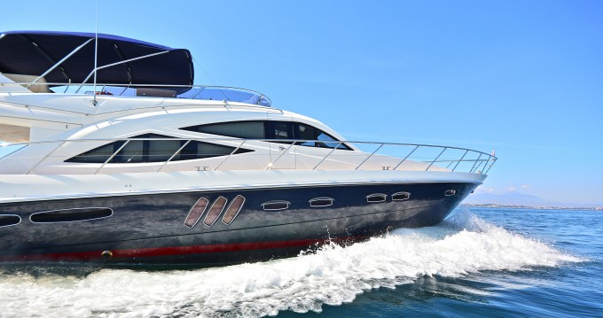 Hire Motorboat with or without skipper Sealine Alimos