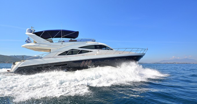 Motorboat for rent Alimos at the best price