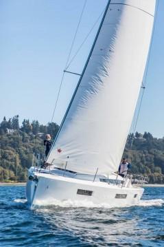 Jeanneau Sun Odyssey 440 between personal and professional Lefkada (Island)