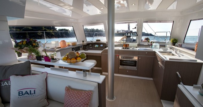 Catana Bali Catspace between personal and professional Trogir