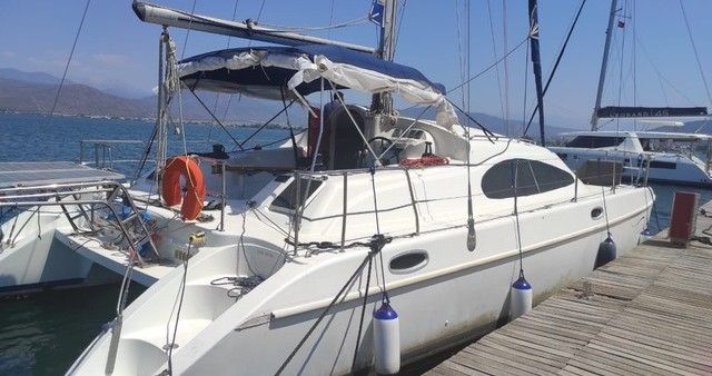 PROUT Prout 38 between personal and professional Fethiye