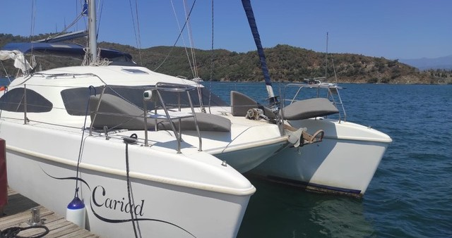 Hire Catamaran with or without skipper PROUT Fethiye