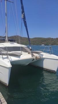 Rental yacht Fethiye - PROUT Prout 38 on SamBoat