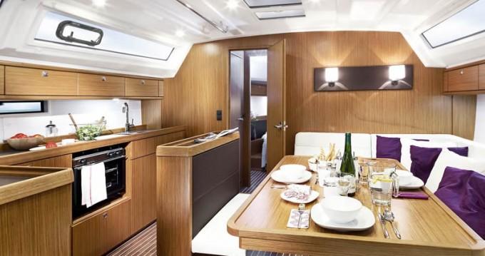 Rent a Bavaria Cruiser 46 Paros Island