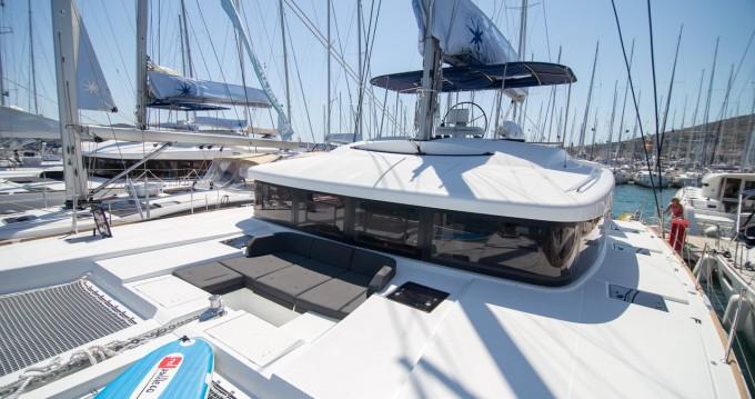 Boat rental Seget Donji cheap Lagoon 52 F