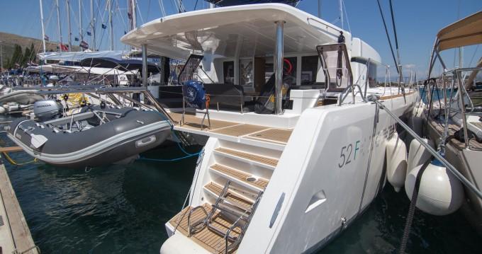 Rental Catamaran in Komolac - Lagoon Lagoon 52 F