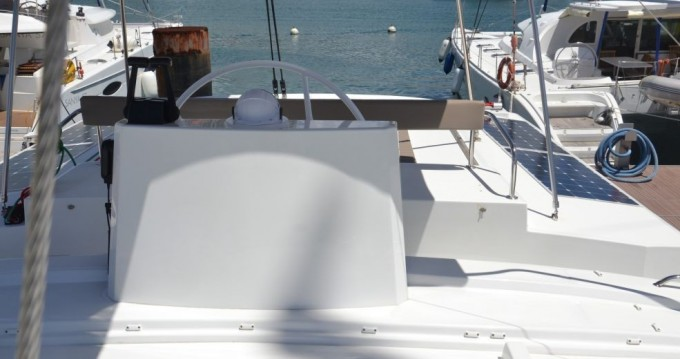 Rental yacht Le Marin - Catana Bali 4.5 - 4 + 2 cab. on SamBoat