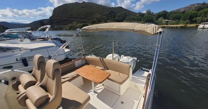 Rental yacht Saint-Florent - Jeanneau Cap Camarat 8.5 WA on SamBoat