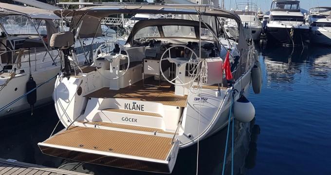 Rental yacht Göcek - Bavaria Cruiser 50 on SamBoat