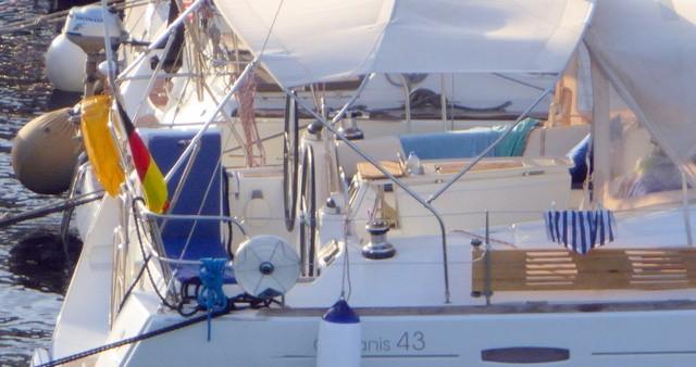Rental Sailboat in Göcek - Bénéteau Oceanis 43 Family - 4 cab.