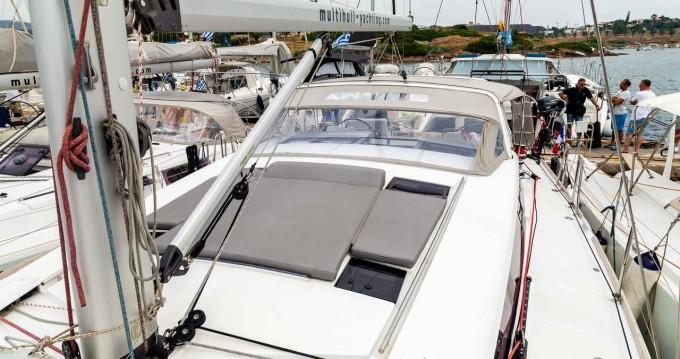 Boat rental Lávrio cheap Beneteau Sense 50 - 3 + 1 cab.