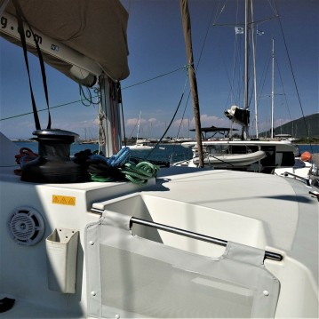 Rental yacht Lefkada (Island) - Lagoon Lagoon 450 F on SamBoat