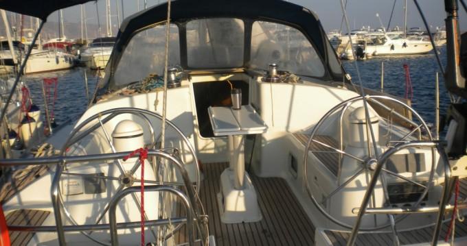 Boat rental Jeanneau Sun Odyssey 40 in Lávrio on Samboat