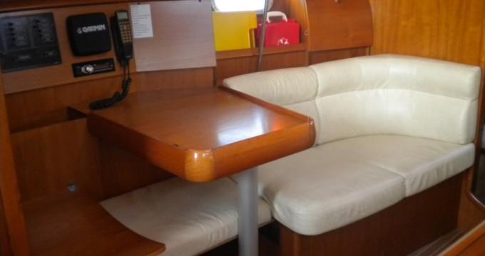 Rental yacht Lávrio - Jeanneau Sun Odyssey 40 on SamBoat