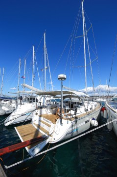 Boat rental Trogir cheap Bavaria Cruiser 50 Avantgarde