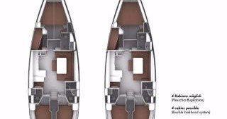 Bavaria Cruiser 51 between personal and professional Pula