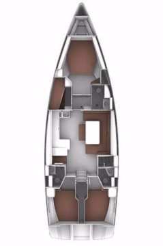 Bavaria Bavaria Cruiser 51 Style - 4 cab. between personal and professional Biograd na Moru