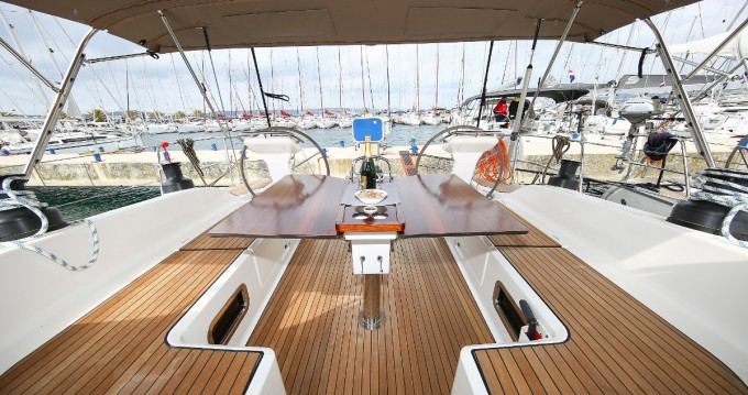 Rental yacht Biograd na Moru - Bavaria Bavaria Cruiser 51 Style - 4 cab. on SamBoat