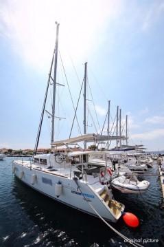 Catamaran for rent Vodice at the best price