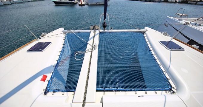 Rental yacht Vodice - Lagoon Lagoon 400 on SamBoat