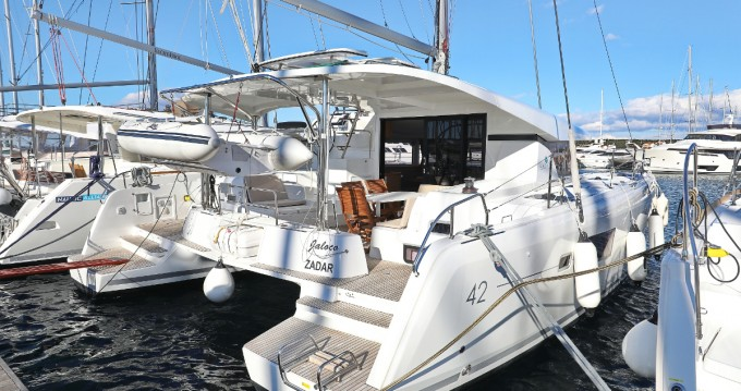 Lagoon Lagoon 42 between personal and professional Vodice