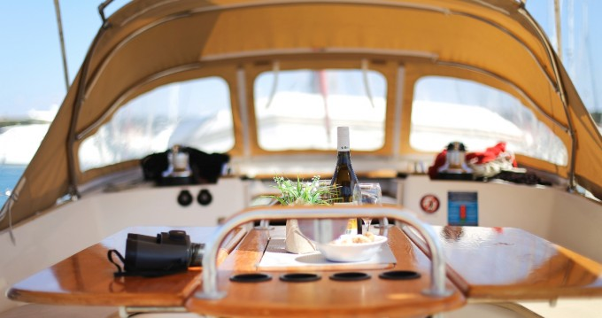 Boat rental Pula cheap Sun Odyssey 45 DS - 3 cab.