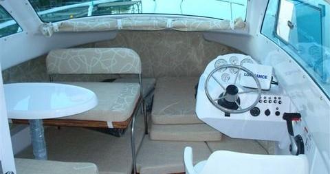Rental Motorboat Bluestar with a permit