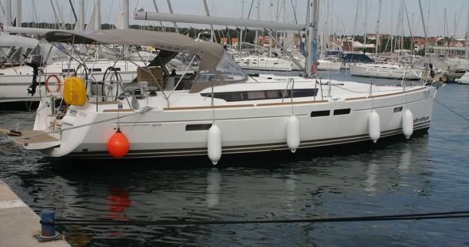 Rental yacht Pula - Jeanneau Sun Odyssey 469 on SamBoat