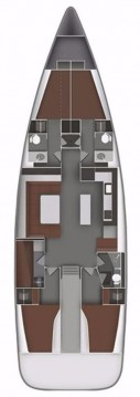 Rent a Bavaria Bavaria Cruiser 55 - 5 cab. Deme of Volos