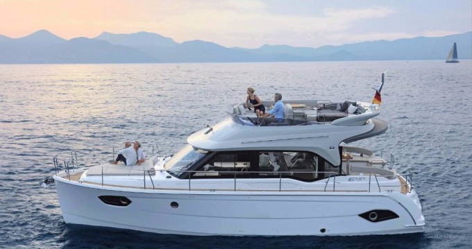 Boat rental Pula cheap Bavaria E40 Fly