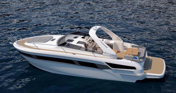 Rental Motorboat in Pula - Bavaria Bavaria S40 OPEN