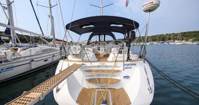 Rental Sailboat in Split - Jeanneau Sun Odyssey 54 DS