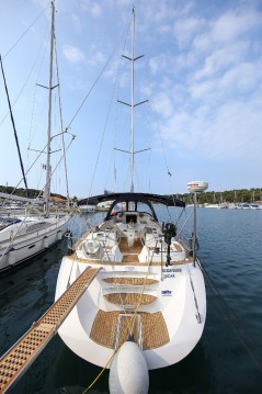 Boat rental Split cheap Sun Odyssey 54 DS