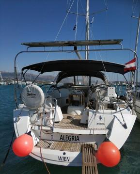 Rental yacht Lefkada (Island) - Jeanneau Sun Odyssey 44i on SamBoat