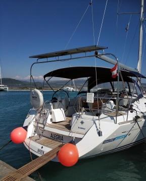 Jeanneau Sun Odyssey 44i between personal and professional Lefkada (Island)