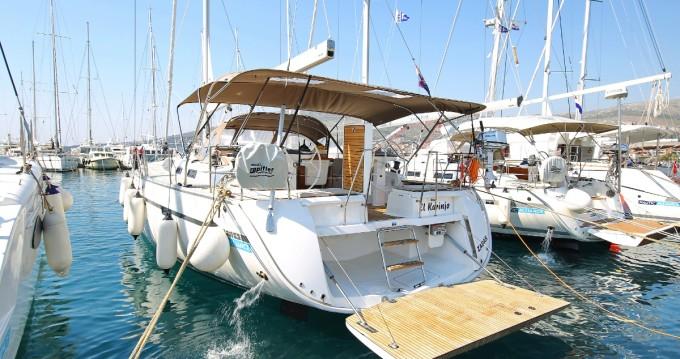 Rental Sailboat in Trogir - Bavaria Cruiser 56