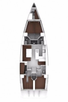 Bavaria Cruiser 56 between personal and professional Vodice