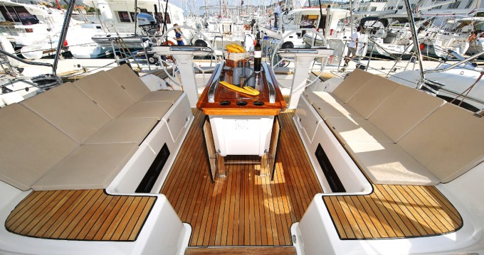 Sailboat for rent Vodice at the best price