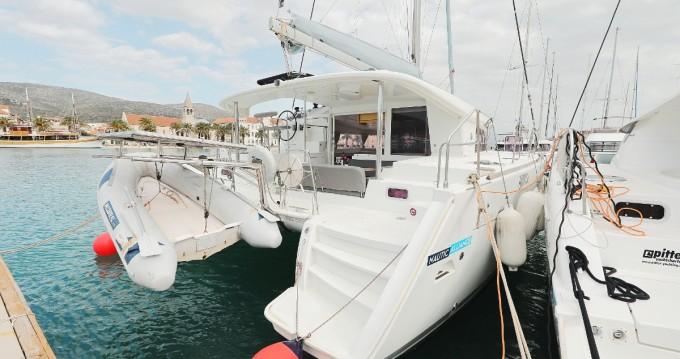 Lagoon Lagoon 400 between personal and professional Trogir
