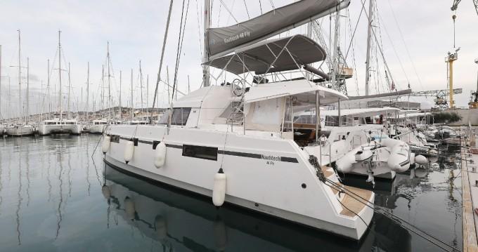 Boat rental Trogir cheap Nautitech 46 Fly