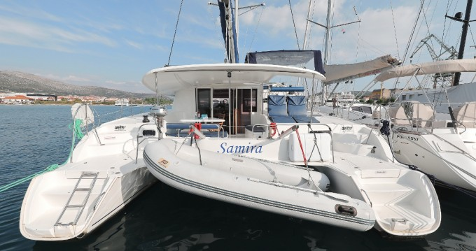 Hire Catamaran with or without skipper Fountaine Pajot Vodice