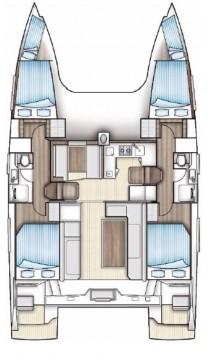 Rental yacht Athens - Nautitech Nautitech 40 on SamBoat