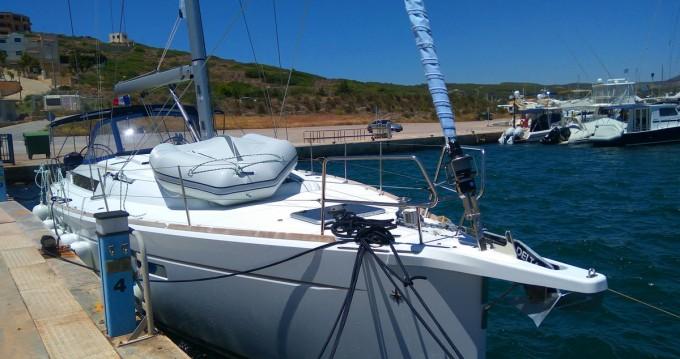 Rental Sailboat in Athens - Jeanneau Sun Odyssey 519 - 4 cab.