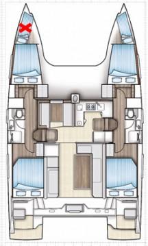 Rental yacht Marina Cay - Nautitech Nautitech 40 on SamBoat